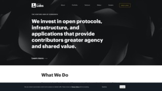 Screenshot https://labs.consensys.net/