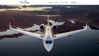 Screenshot https://jetspeedaviation.com/